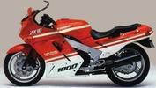 Thumbnail 1988-1990 Kawasaki ZX-10, Ninja ZX-10 (ZX1000) Motorcycle Workshop Repair Service Manual - 182MB PDF