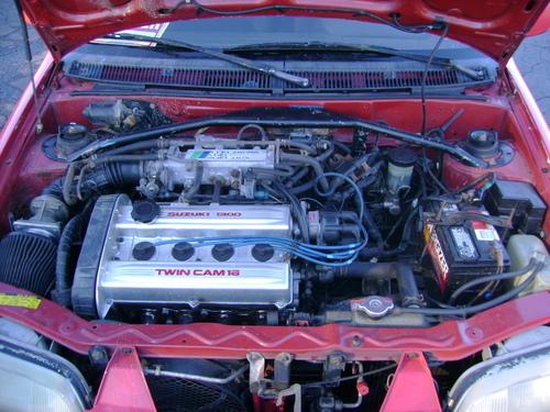 Product picture 1989 Suzuki Swift 1300GTi Workshop Repair Service Manual