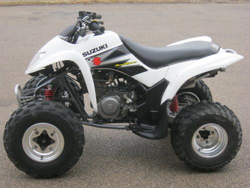 Product picture 2004-2009 Suzuki LT-Z250 QuadSport ATV Workshop Repair Service Manual