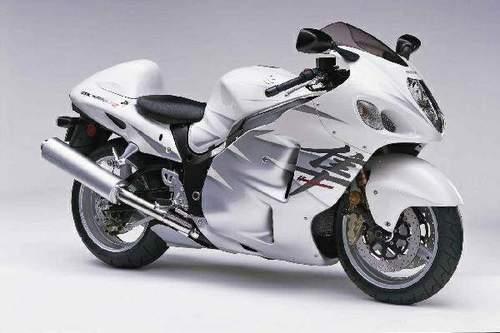 Product picture 2008-2009 Suzuki GSX-R1300 Hayabusa Motorcycle Workshop Repair Service Manual
