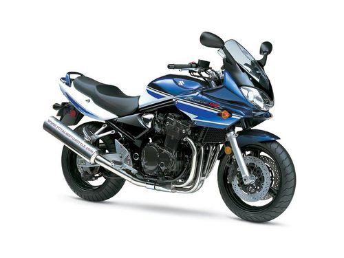 Product picture 1996-1999 Suzuki GSF1200, GSF1200S Bandit Workshop Repair Service Manual