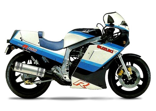 Product picture 1993-1996 Suzuki GSX-R1100W Motorcycle Workshop Repair Service Manual