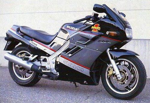 Product picture 1989-1992 Suzuki GSX-R1100 Motorcycle Workshop Repair Service Manual