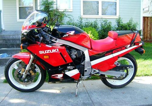 Product picture 1986-1988 Suzuki GSX-R1100 Motorcycle Workshop Repair Service Manual