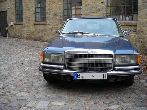 Product picture 1972-1980 Mercedes-Benz Typ-116 (W116) Workshop Repair Service Manual in GERMAN !620MB PDF!