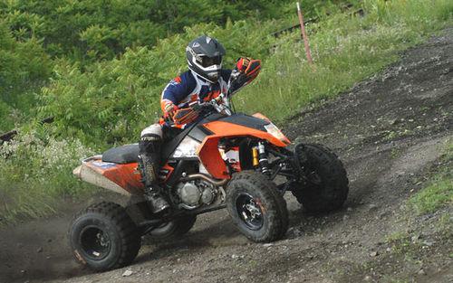 Product picture 2010 KTM 450 SX, 505 SX ATV Workshop Repair Service Manual