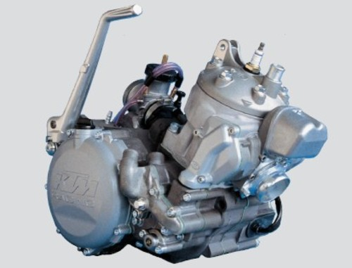 Product picture 1999-2003 KTM 250-300-380 SX, MXC, EXC Motorcycle Engine Workshop Repair Service Manual
